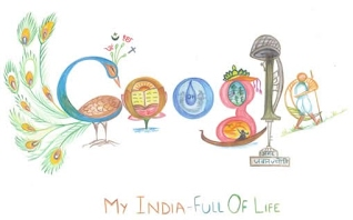 Doodle- Children's Day India